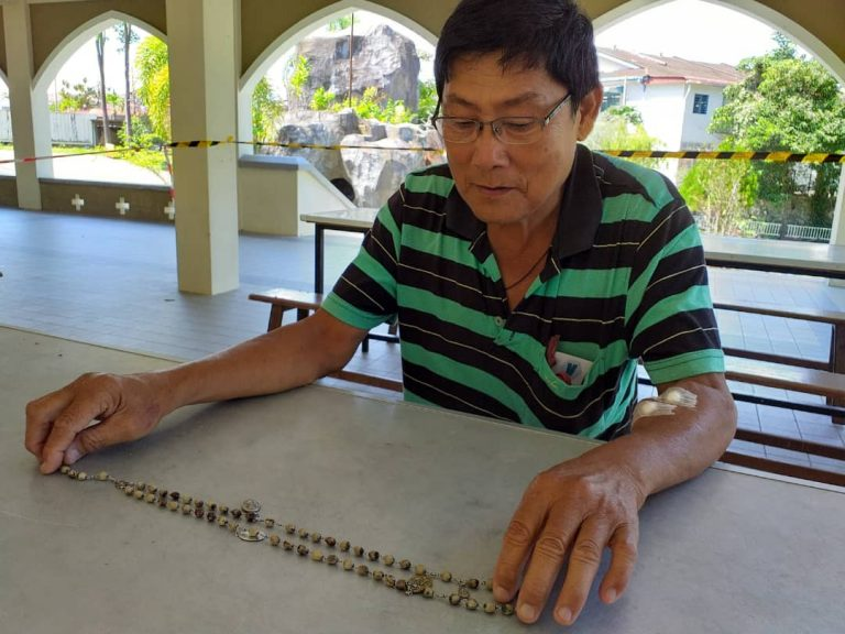 Read more about the article Church of St Anne – Caretaker's Son on a Rosary Mission