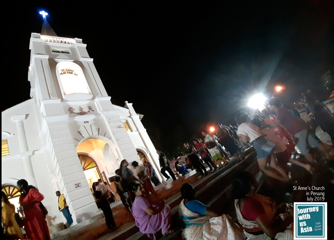 Read more about the article Quick Facts: Penang's St Anne's Church and the Feast Day