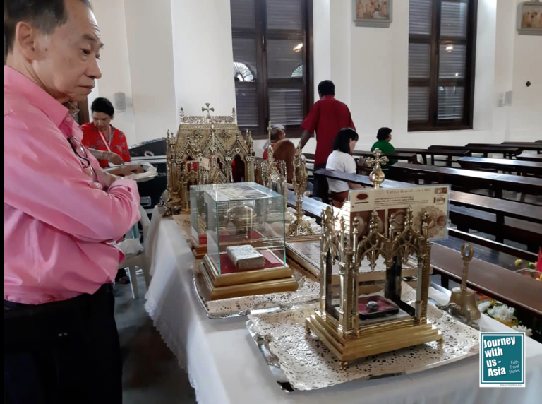 Read more about the article Reminder from Relics at Assumption Church in Penang