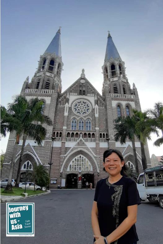 Josie Tey: A Malaysian with a Myanmar heart