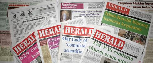 Read more about the article Herald needs our support