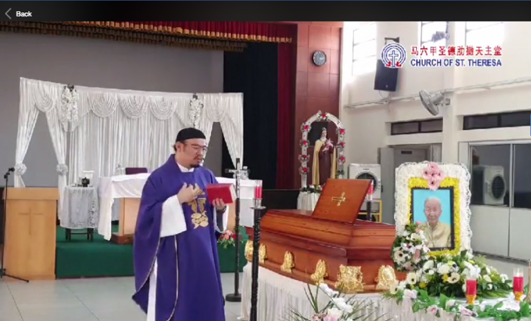 Peanuts brought the late Fr Joseph Hung to priesthood