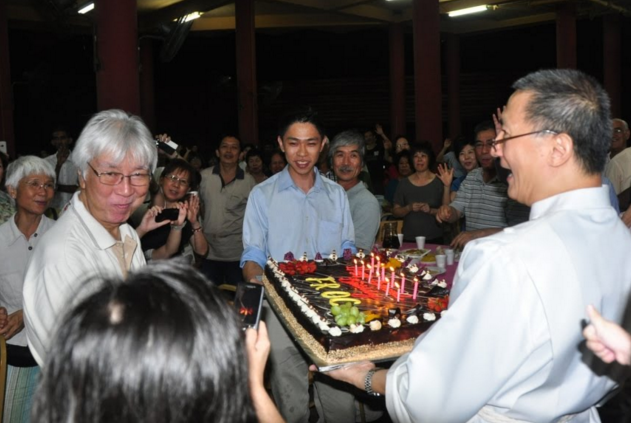 Read more about the article Fr OC Lim is Gloriously Alive in Christ – a tribute by Deacon Adrian Ng