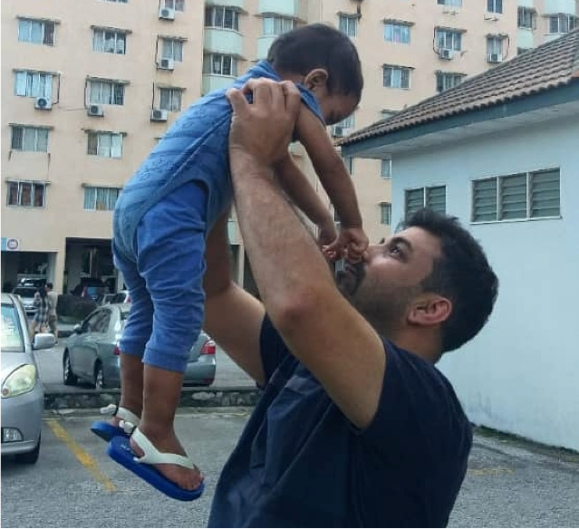 Read more about the article Joys, fears and tears of fatherhood
