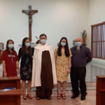 Friar George's Solemn Profession: A first for the Carmelites in Malaysia