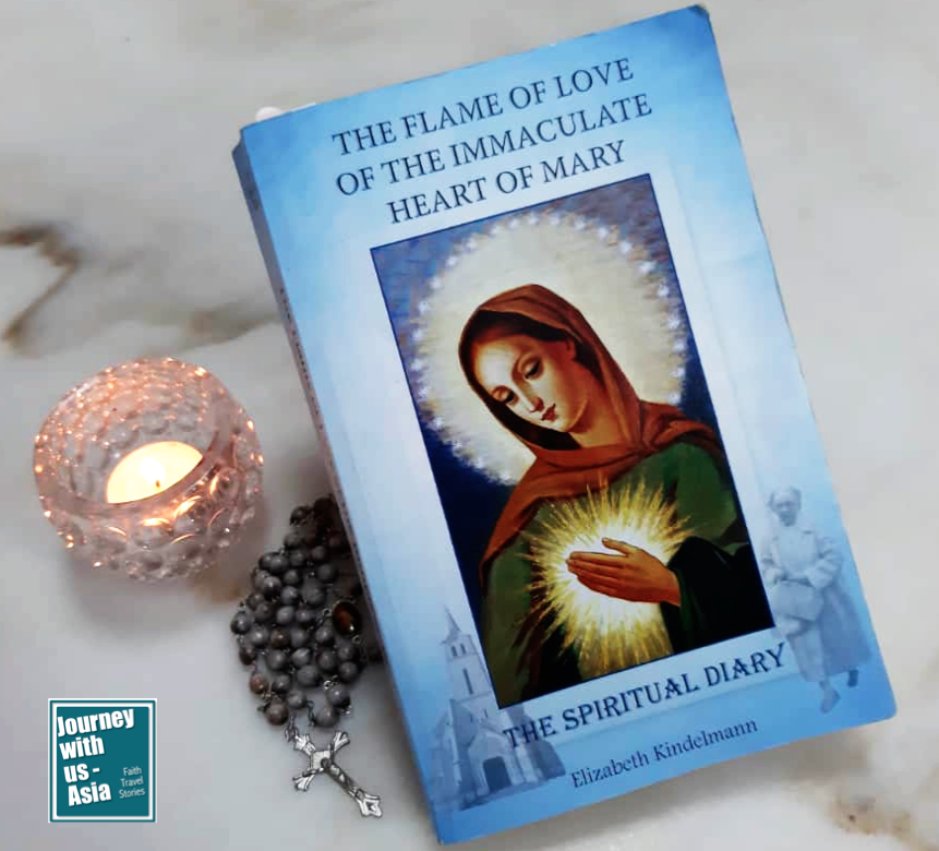 You are currently viewing Kindelmann and The Flame of Love of the Immaculate Heart of Mary