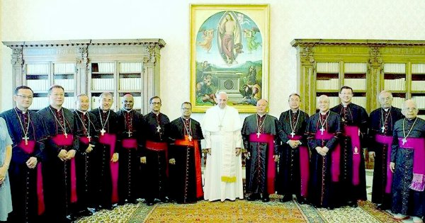 Read more about the article Bishops in Malaysia, Singapore and Brunei clarify Pope's comment on civil unions