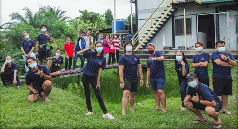 Read more about the article No electricity, no internet but a life-changing experience for 12 undergrads
