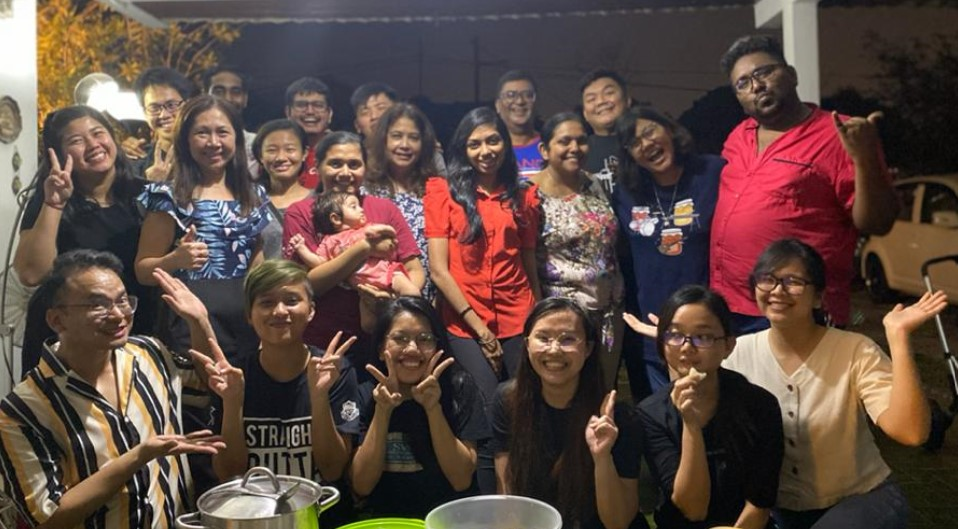 You are currently viewing They're prolific, their posts engaging and faith-building. How does Holy Family Church in Kajang do it?