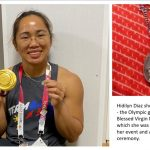 First ever Olympic gold for Philippines comes from a Catholic who trained in Malacca